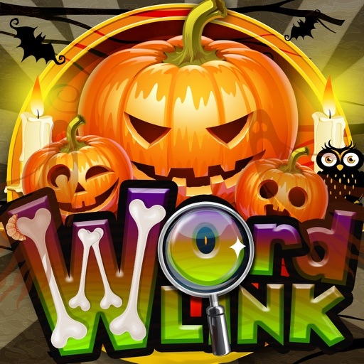 Words Link : Halloween Search Puzzles Game Pro with Friends