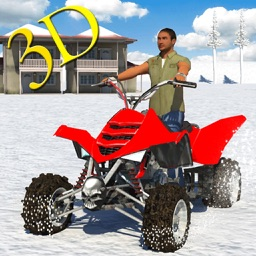 Quad Bike Simulator 3d