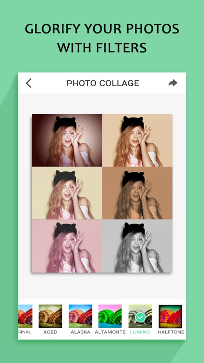 Photo Collage – Frame Editor and Perfect Camera screenshot-4