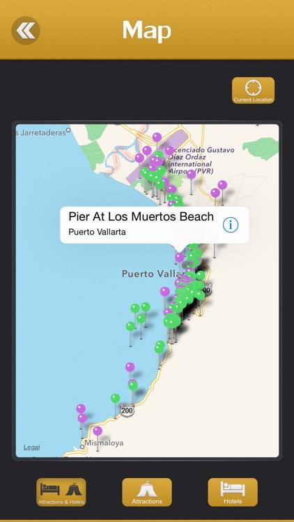 Puerto Vallarta Offline Travel Guide screenshot-3