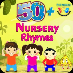 50+ Nursery Rhymes
