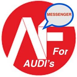 AutoForums Messenger for Audi's
