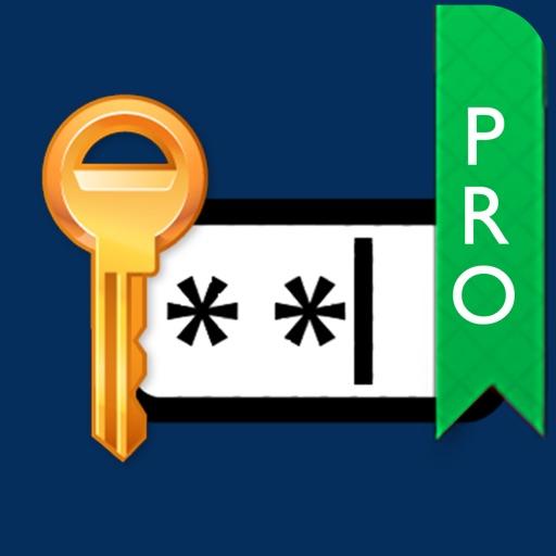 aMemoryJog PRO Secure Password Manager Vault & Digital Passcodes Safe