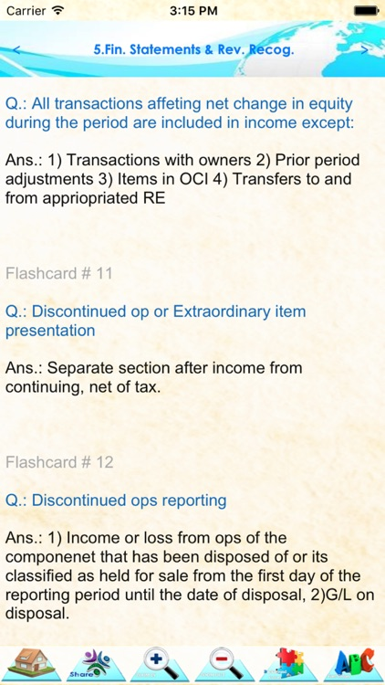 Management Accounting  Exam Review  Part 1: 1380 Study Notes & Quizzes screenshot-3