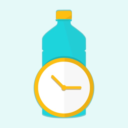 AQUALERT No Ads: Drinking Water Tracker and Reminder