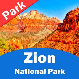 Zion National Park – GPS Offline Map Navigator