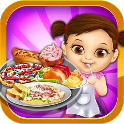 Crazy Dessert Food Maker Salon - School Lunch Making & Cupcake Make Cooking Games for Kids 2!