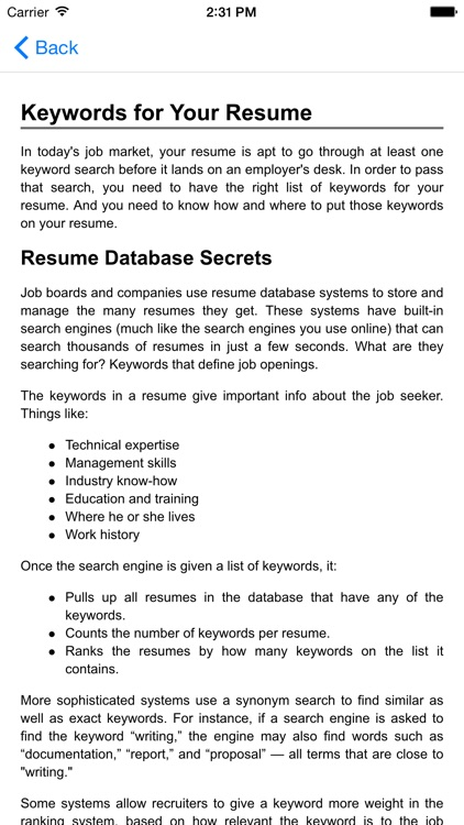 guide to writing the perfect curriculum vitae rsum