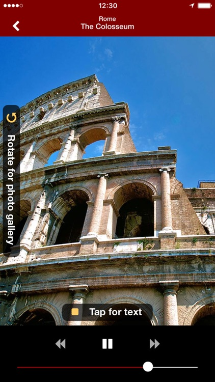 ItalyGuides: Rome Travel Guide screenshot-3