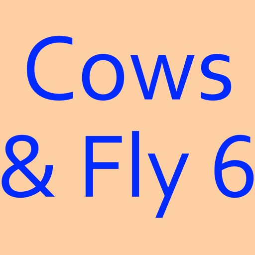 Cows & Fly 6