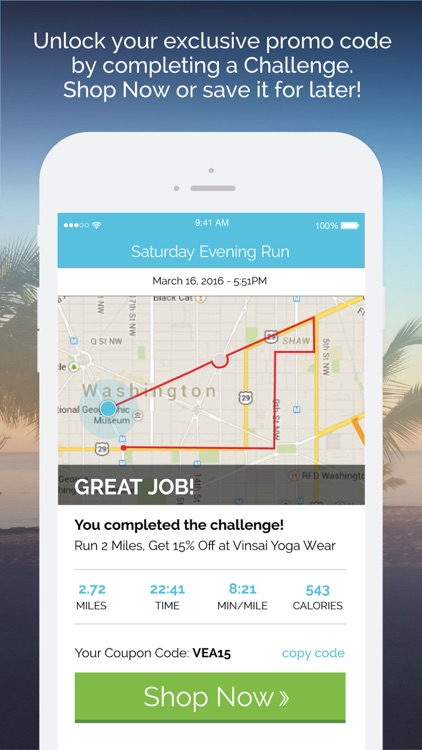 Vea Fitness: Run, Bike & Gym Tracking & Rewards