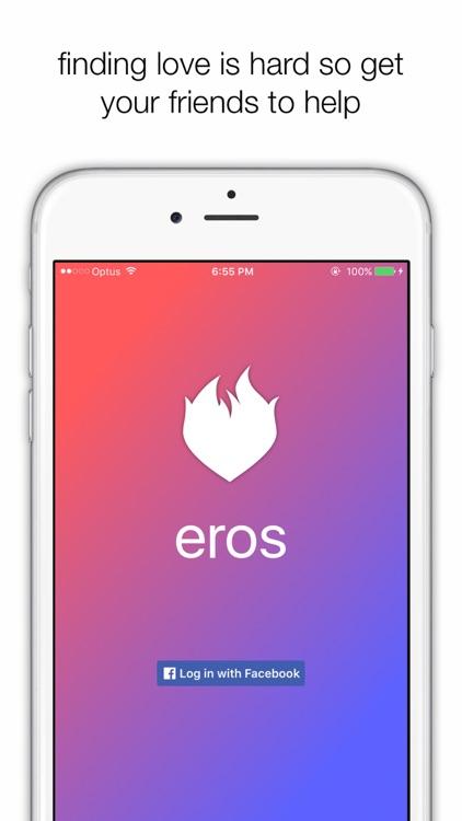eros.dating - matchmaking your way to love screenshot-4