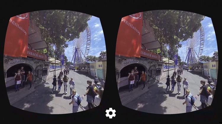 VR Erlanger Bergkirchweih 360° Video screenshot-3