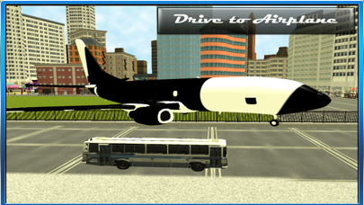 AirPort Bus Driving : Free City Parking & Best Pro Simulator