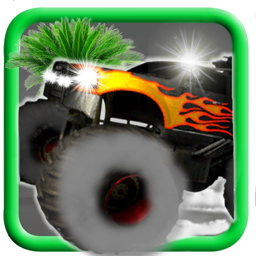 A Furious Monster Truck - Car War Amazing Game