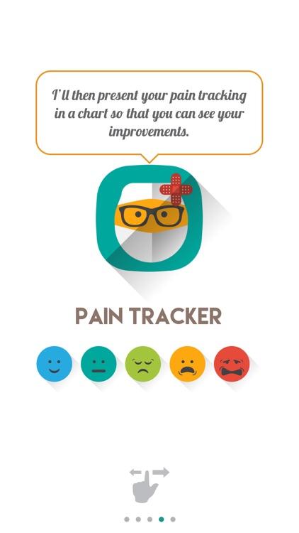 Pain Tracker - Daily Symptom Diary screenshot-3