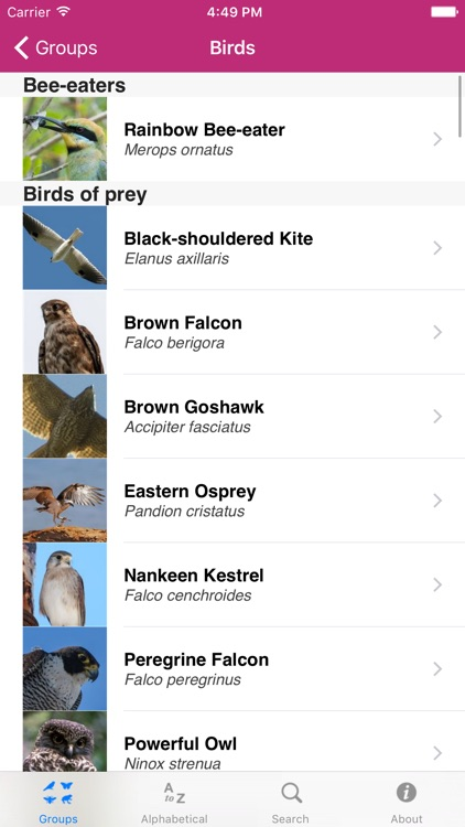 Field Guide to Queensland Fauna screenshot-1