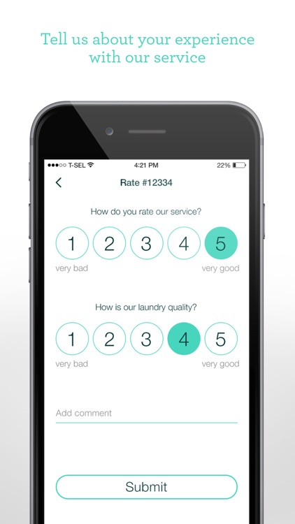 Taptopick - On-demand Laundry screenshot-4