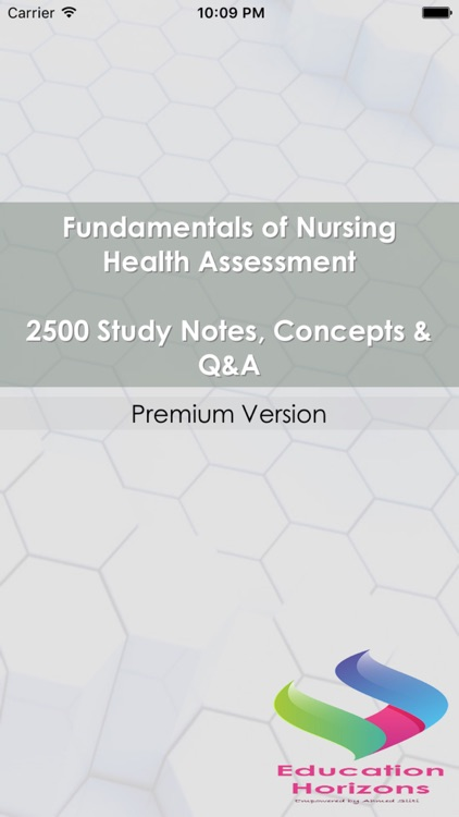 Fundamentals of Nursing Health Assessment Exam Review screenshot-4