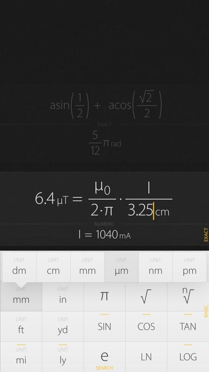 Archimedes Calculator screenshot-3