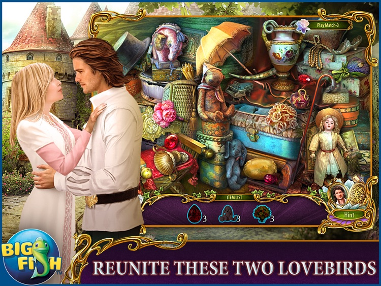 Dark Romance: The Swan Sonata HD - A Mystery Hidden Object Game (Full)