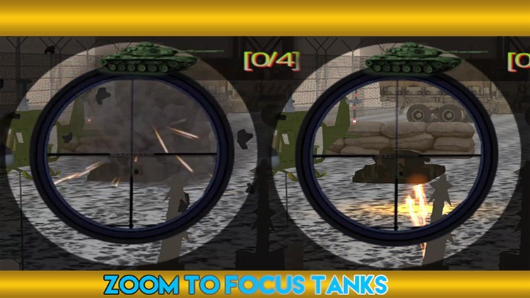Tank Battle Blitz Attack 2016 - Tank City Warfare Game