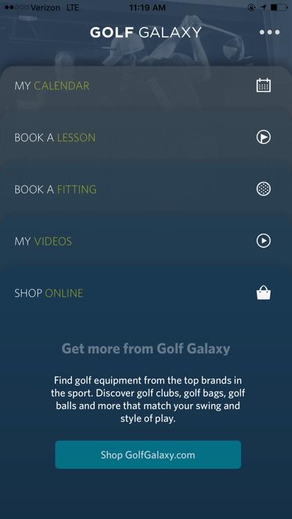 Golf Galaxy screenshot-4
