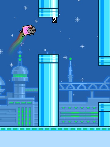 Скачать игру Flappy Nyan