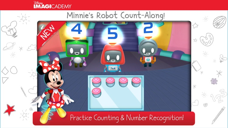 Mickey's Magical Math World screenshot-0