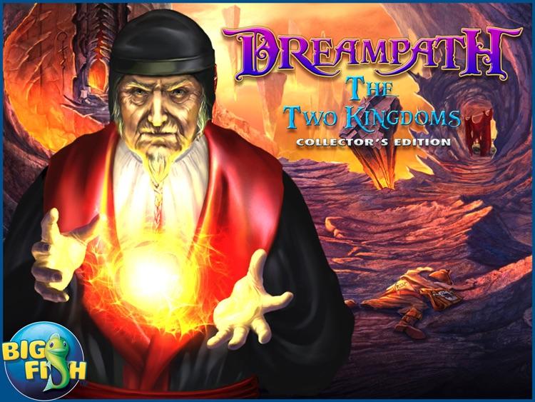Dreampath - The Two Kingdoms HD - A Magical Hidden Object Game screenshot-4