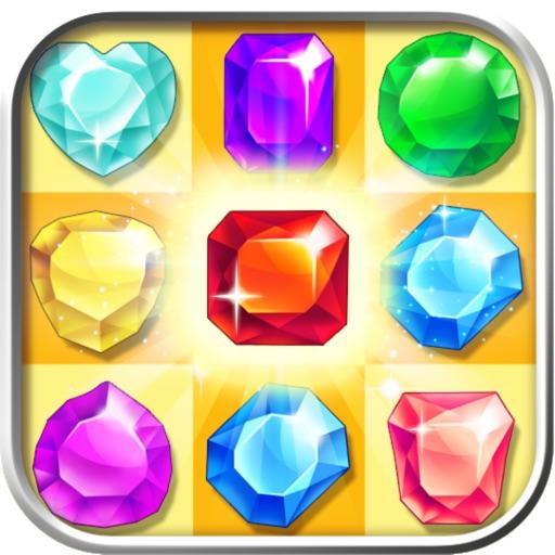 Jewels Zoobie Blast iOS App