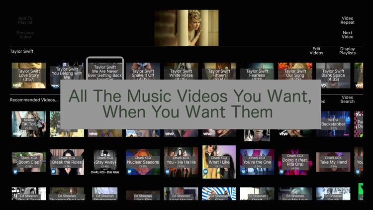 Music Video Radio Jukebox