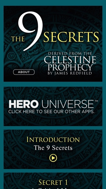 The Celestine Prophecy by James Redfield HeroNotes  Summary Version