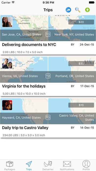 BuddyExpress™ - Social Shipping screenshot four