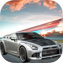 3D Street Race Extreme Car Traffic Highway Road Racer Free Game