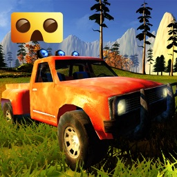 Off-Road Virtual Reality Game : VR Game For Google Cardboard