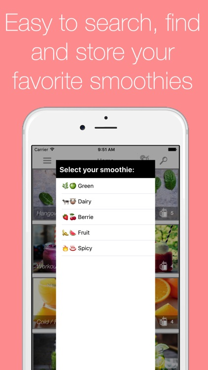 Detox Smoothie - helping you heal fast screenshot-4