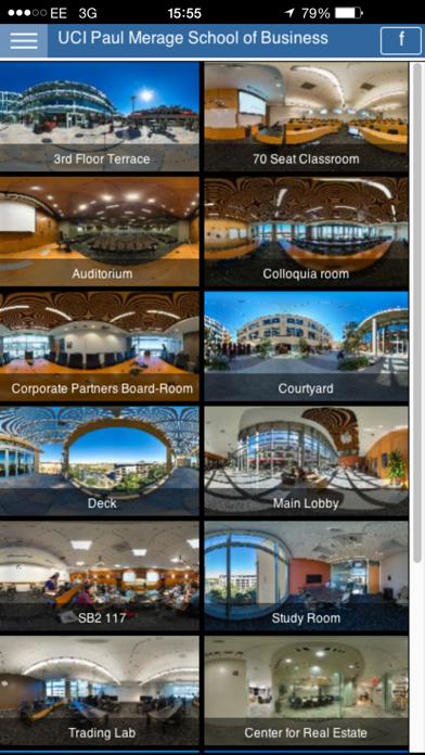 UCI School of Business screenshot one