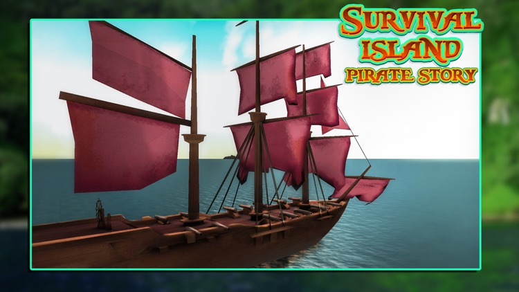 Survival Island: Pirate Story FREE screenshot-3