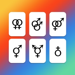 LGBT Keyboard with Gender Signs