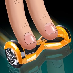 Simulator Hoverboard Fingers
