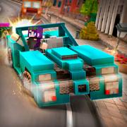 我的 迷你 世界 赛车 竞赛 游戏 免费 三维