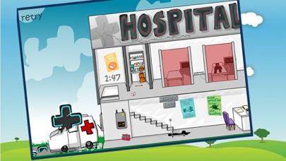 Deadly Hospital and Lab - Stickman Edition screenshot three