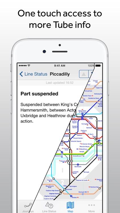 Tube Exits London screenshot-4