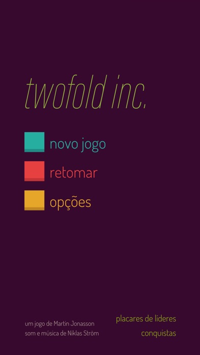 Screenshot for twofold inc. in Portugal App Store