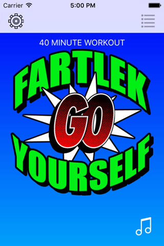 Fartlek Yourself - náhled