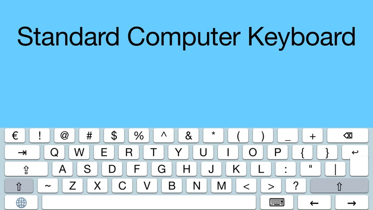 Standard Computer Keyboard screenshot-2