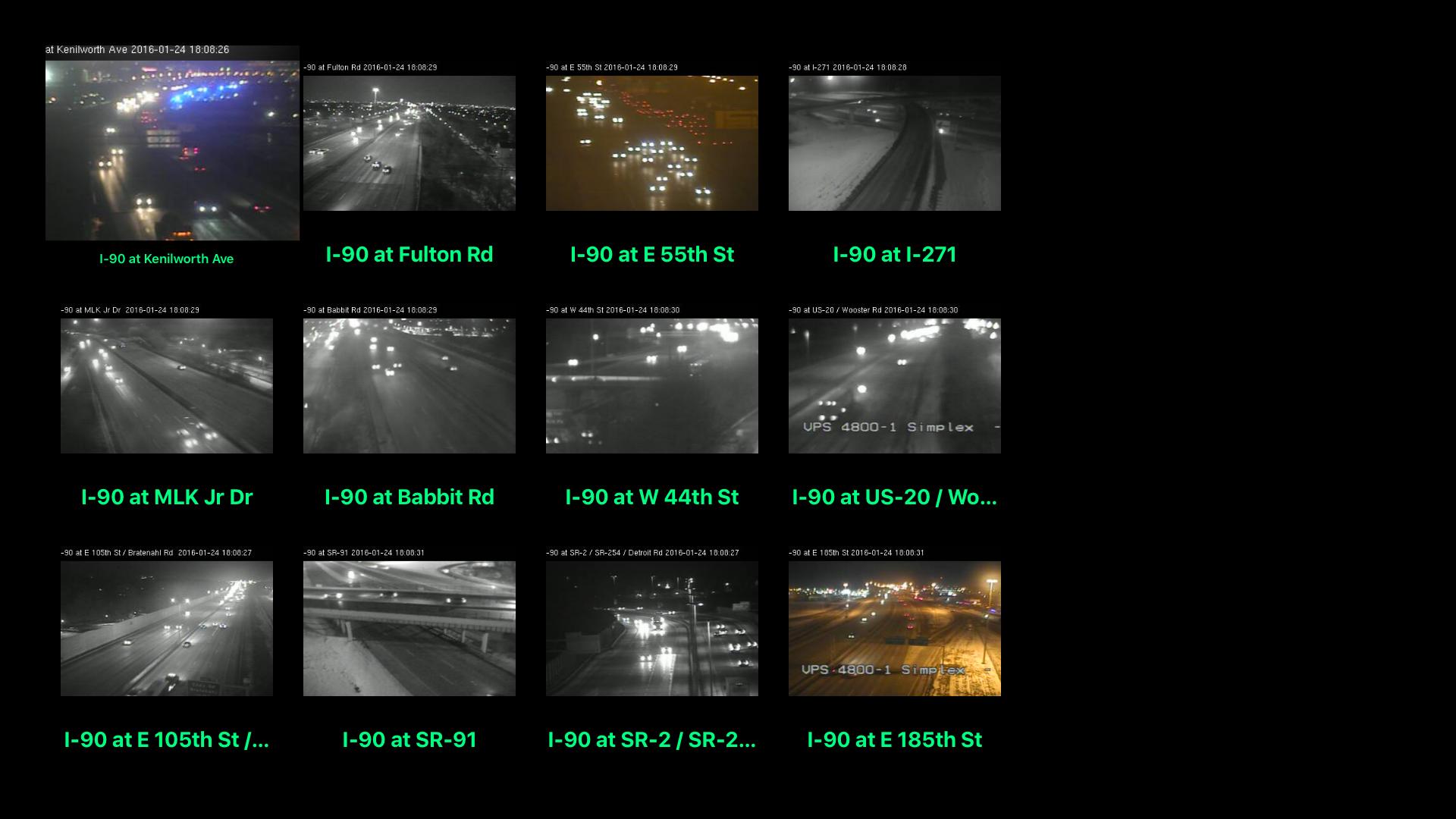 Ohio NOAA Radar with Traffic Cameras 3D Pro screenshot 10
