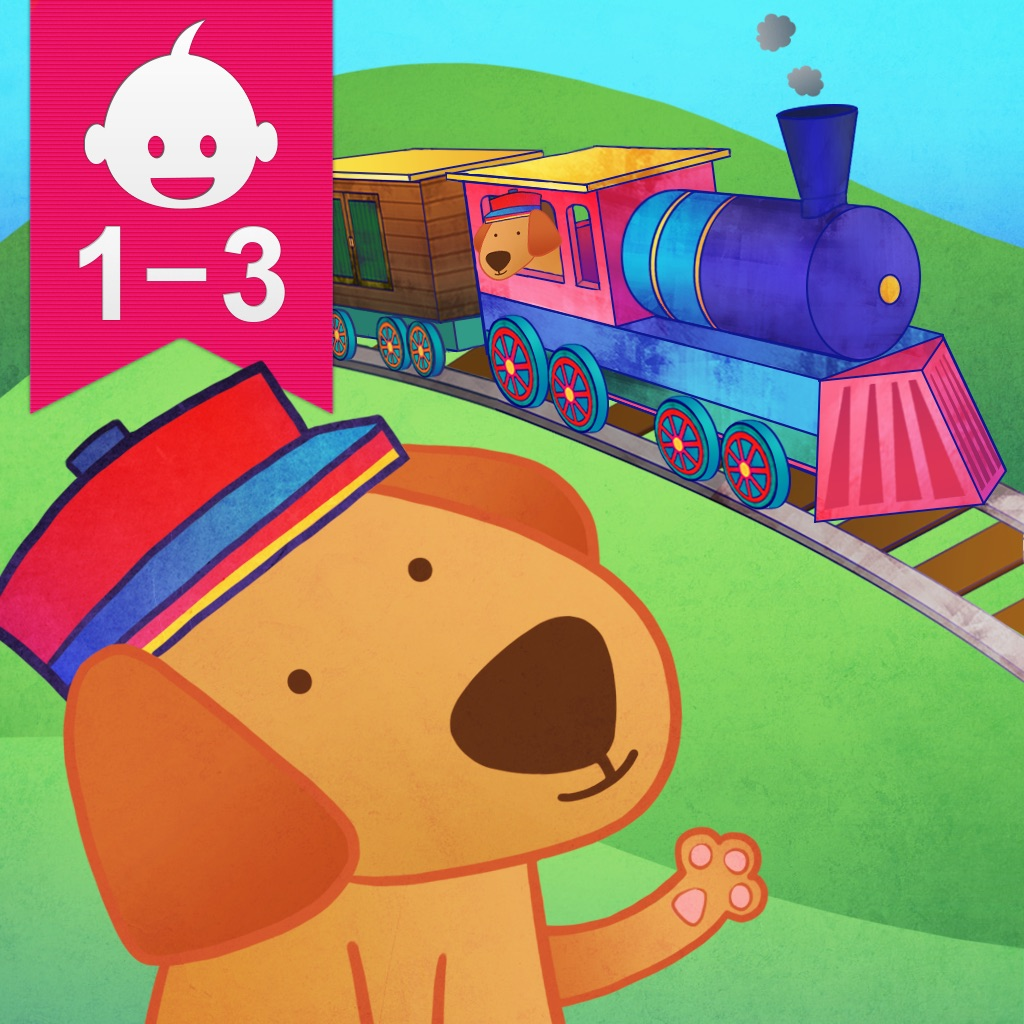 Animal Train for Toddlers hack