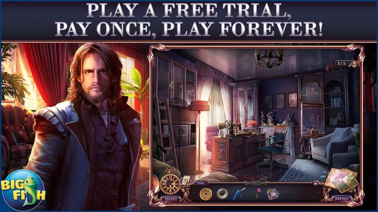Grim Tales: The Final Suspect - A Hidden Object Mystery screenshot-0